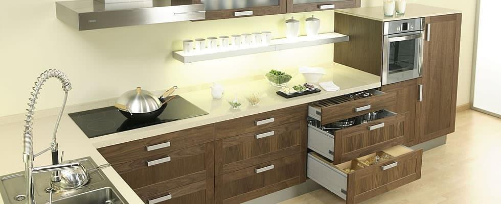 Diseño cocina contemporánea